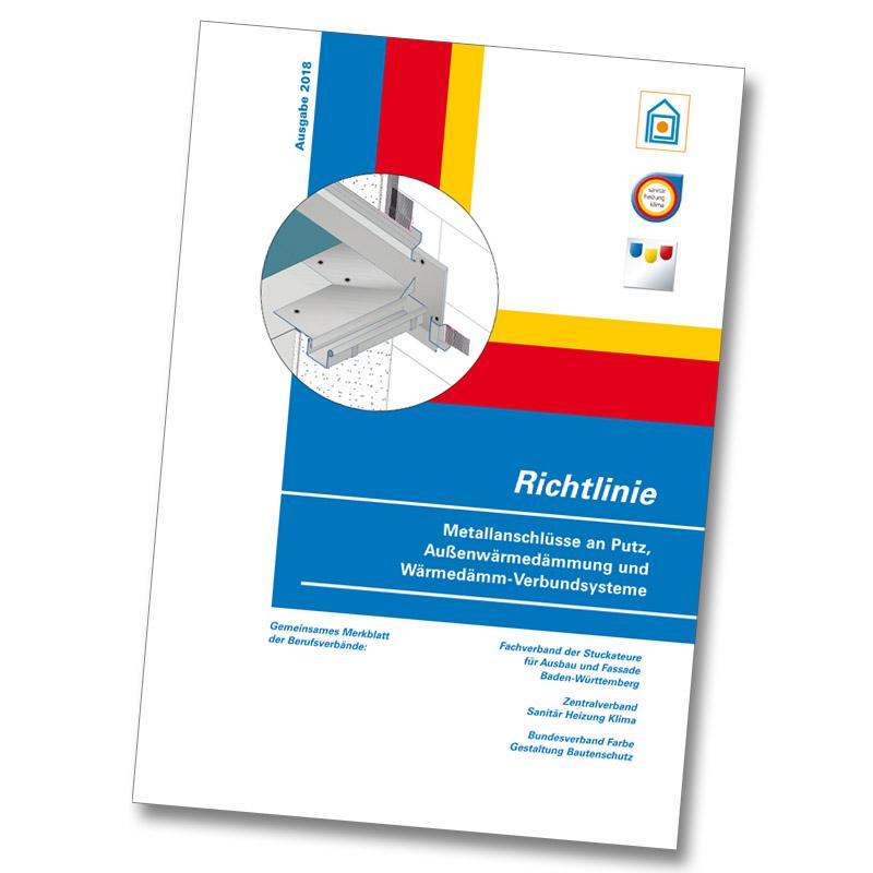 RL_Metallanschluesse_2018 Ausbau und Fassade - Auf Ihre Verantwortung