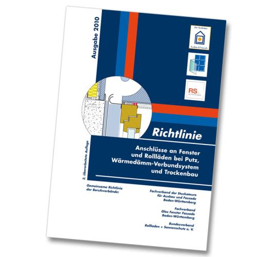 Richtlinie-Anschlüsse-an-Fenster-und-Rolläden-2010-2.-Auflage-500x500 Ausbau und Fassade - Achtung - Haftungsrisiko!