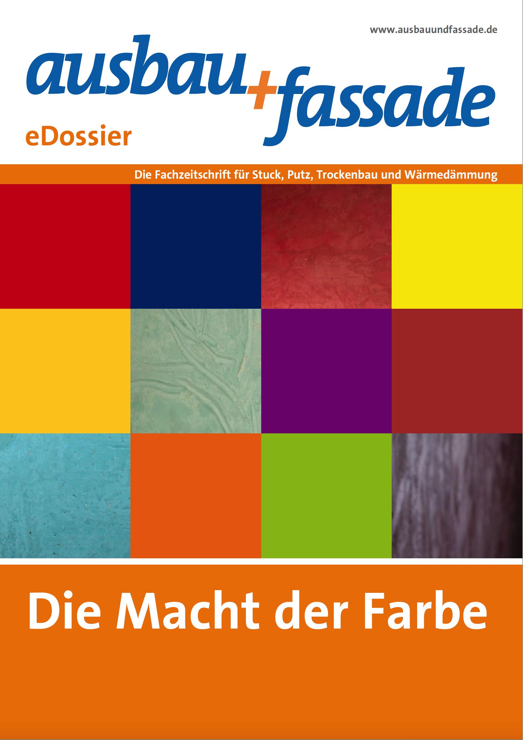 edossier_Macht_der_Farbe8 Ausbau und Fassade - Einfache Mittel, große Wirkung